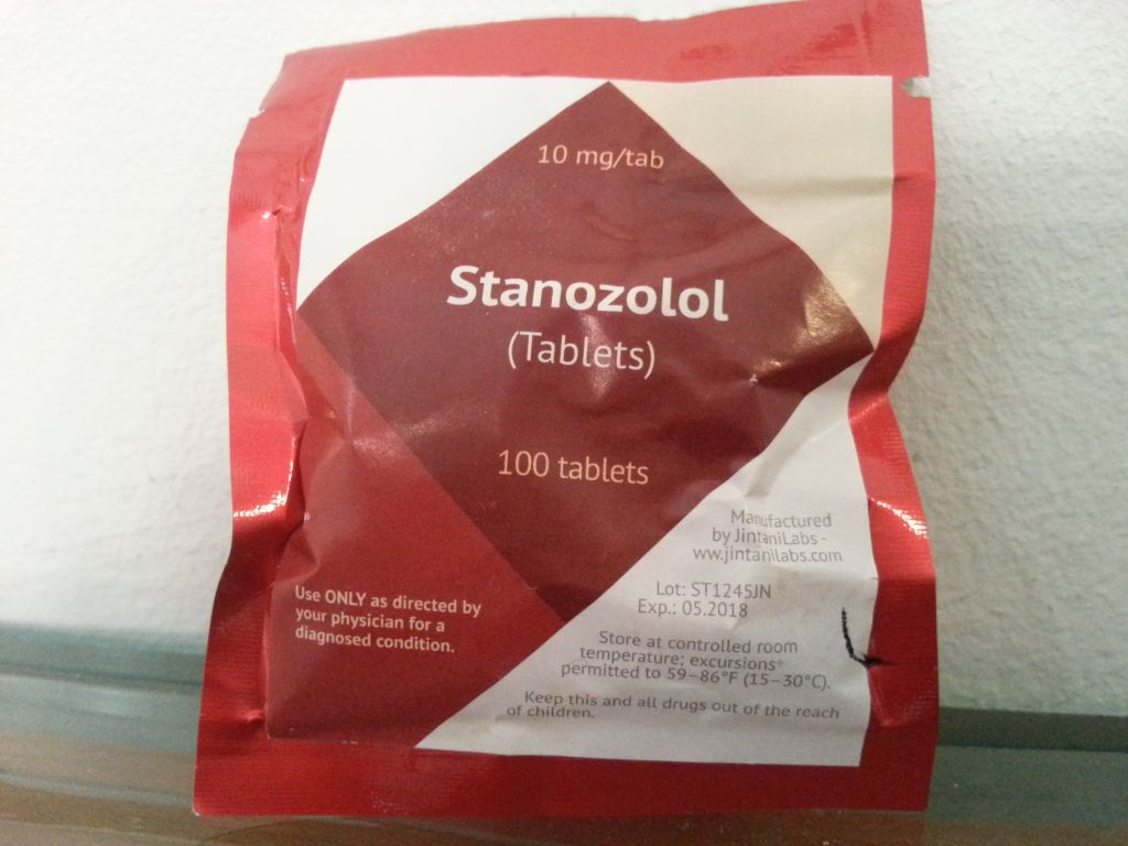 Jintani Labs Stanozolol is Spot On in Latest AnabolicLab Testing