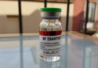 SP Labs Testosterone Enanthate Undergoes Steroid Analytics