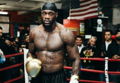Deontay Wilder Wants to Kill His Opponent in the Ring But He Thinks Steroid Users are Far Worse