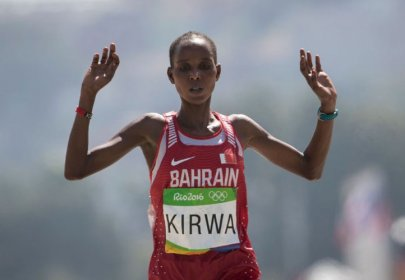 2016 Olympic Women's Marathon Silver Medalist Banned for EPO