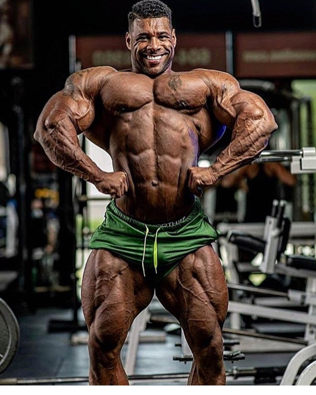 IFBB Pro Nathan De Asha Pleads Guilty to Supplying Gym with Steroids