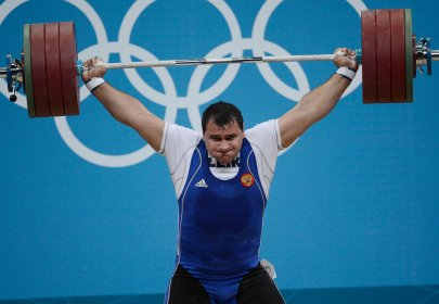 Russian Weightlifters Banned Based on Historical Electronic Doping Data