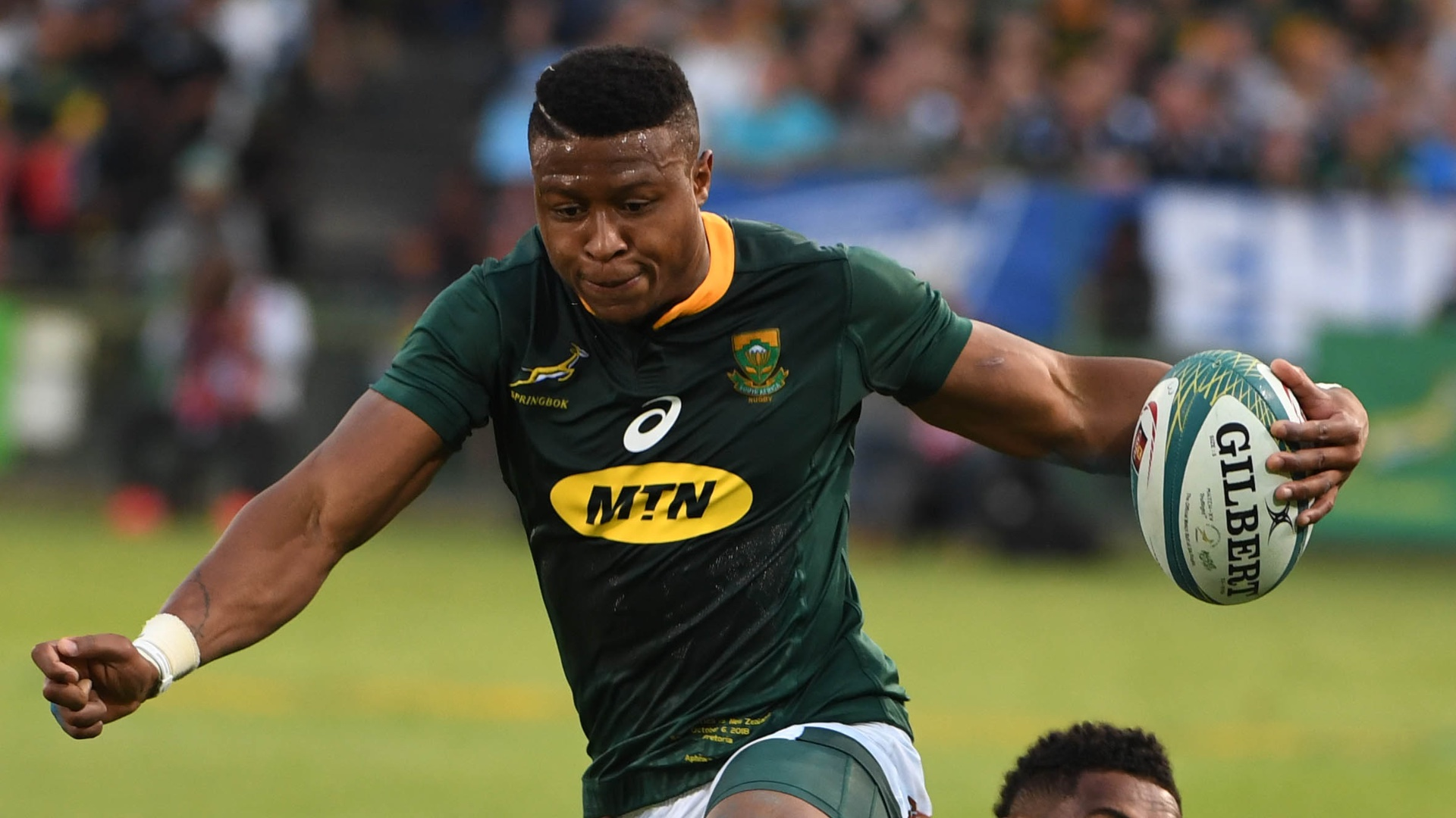 2018 World Rugby Breakthrough Player of the Year Used Multiple Steroids