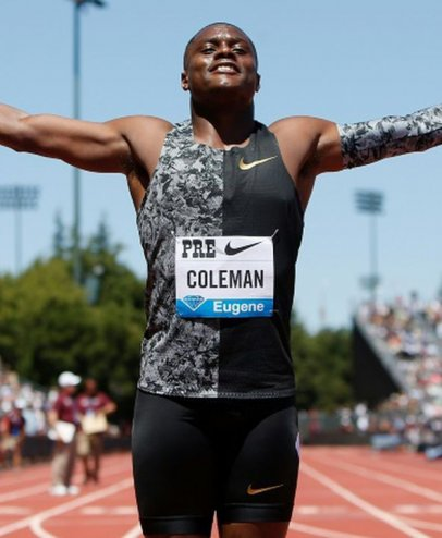 Sprinter Christian Coleman Did NOT Violate Anti-Doping Rules
