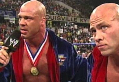 Kurt Angle's Brother Indicted for Selling UX Labs Steroid Products