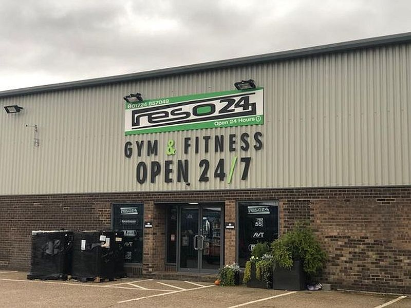 Reso24 Gym Scunthorpe Closed During Anti-Drug Raid