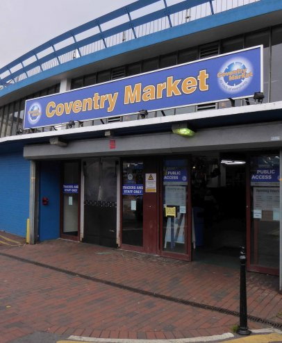 Buying Anabolic Steroids at the Coventry Indoor Market