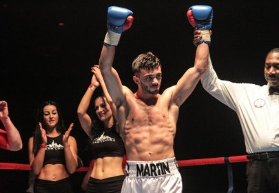Boxer Ryan Martin Suspended After Testosterone Positive