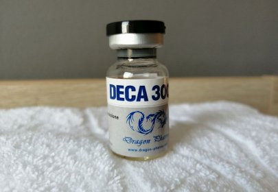 Dragon Pharma Deca 300 Delivers as Promised