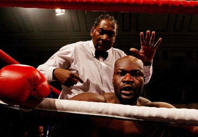 Boxer Larry Olubamiwo Fearlessly Used Steroids