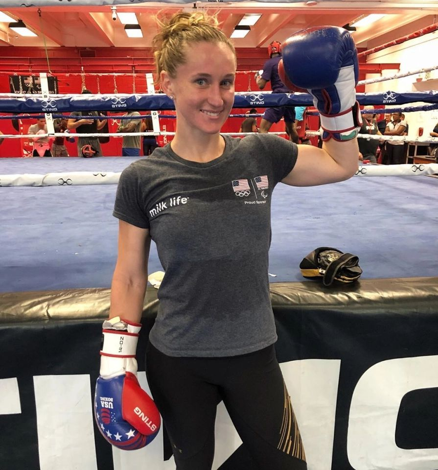 Olympic Boxer Ginny Fuchs Claimed Boyfriend Inseminated Her with PEDs