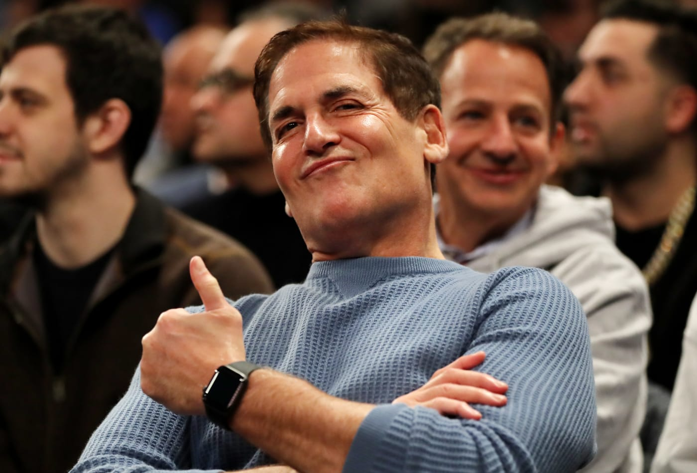 Mark Cuban Supports Human Growth Hormone for Athlete Rehab