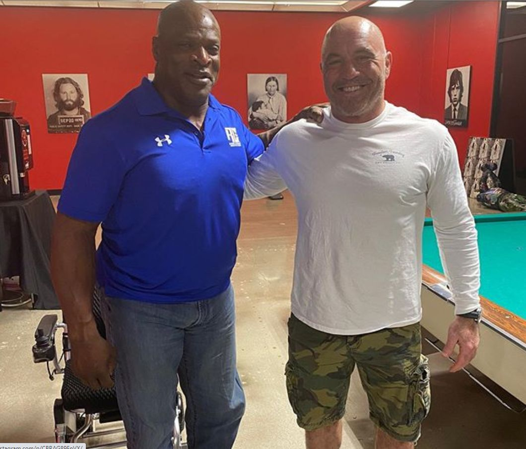 Ronnie Coleman Obtained Steroid Prescriptions from Doctors