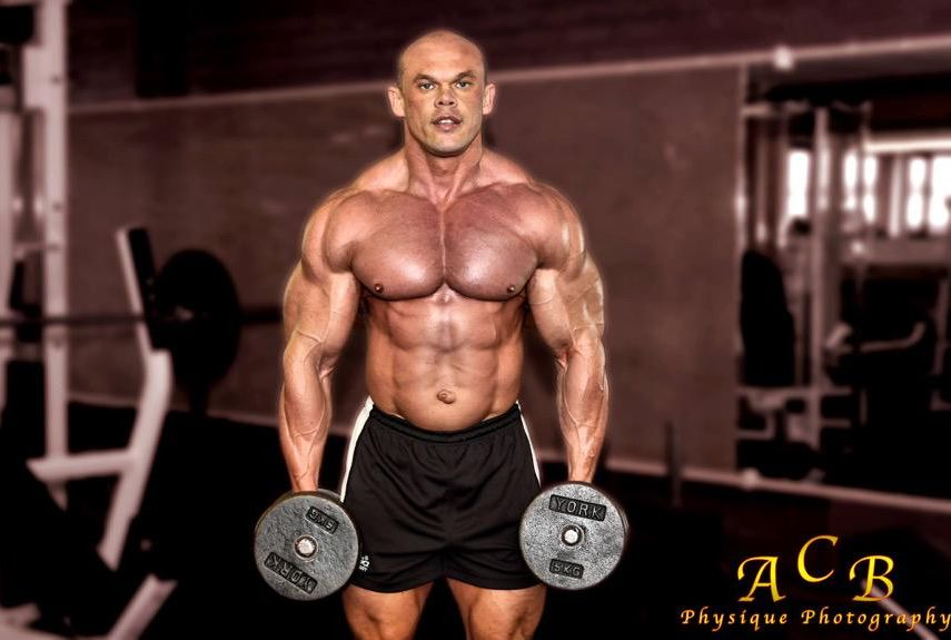 Bodybuilder Sebastian Kakol Died from Cocaine Overdose